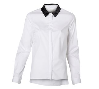 Studded Collar Shirt, $149.95