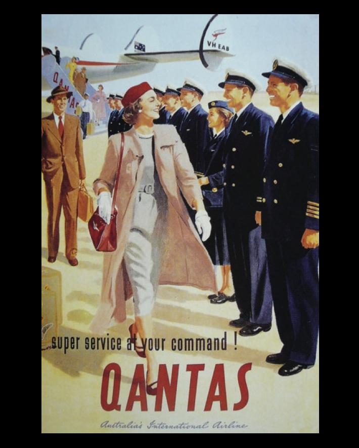 Qantasposter
