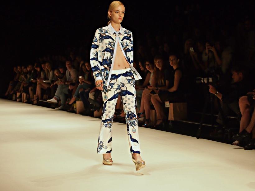 Alice mccall suit print