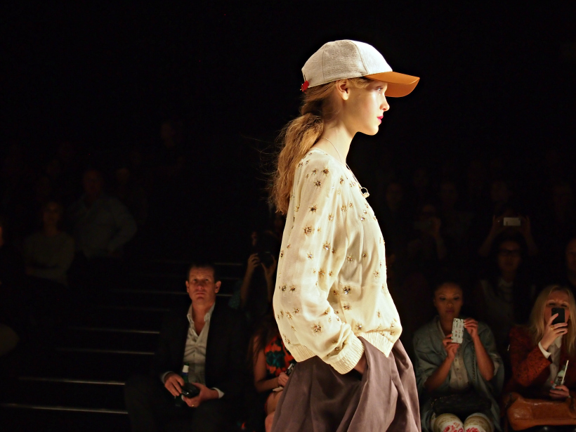 Kate sylvester baseball cap
