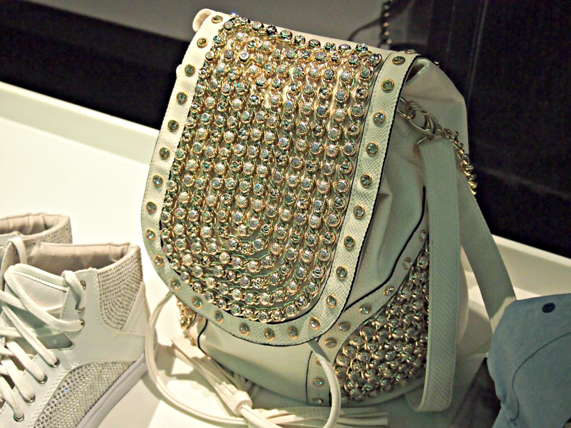 River island stud bag