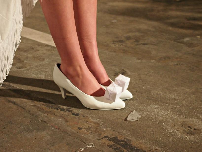 Nzfw underground show 2013 otsu shoes