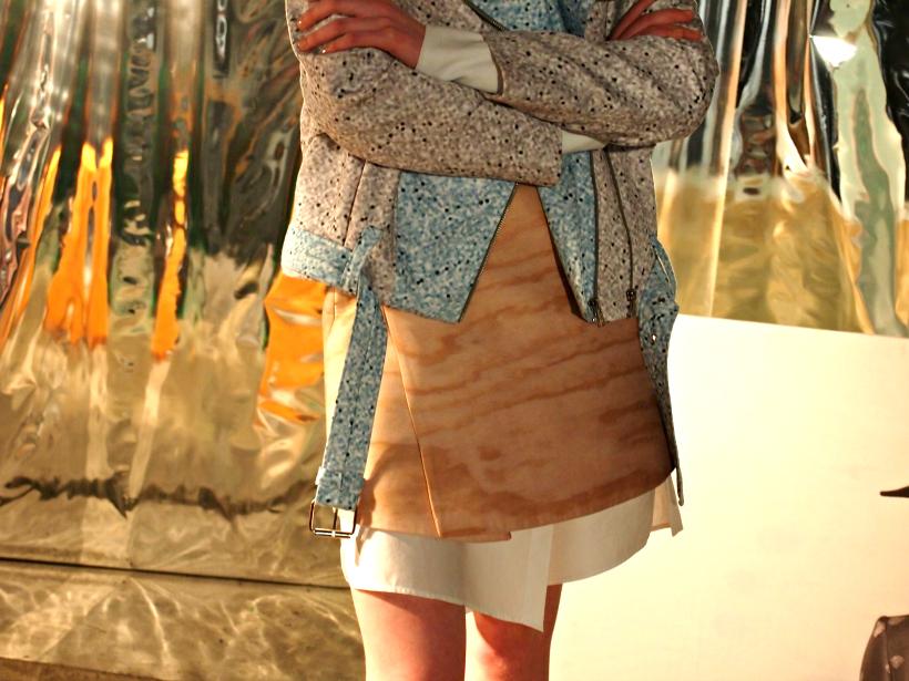 Eugénie nzfw 2013 underground show fashion eugenie