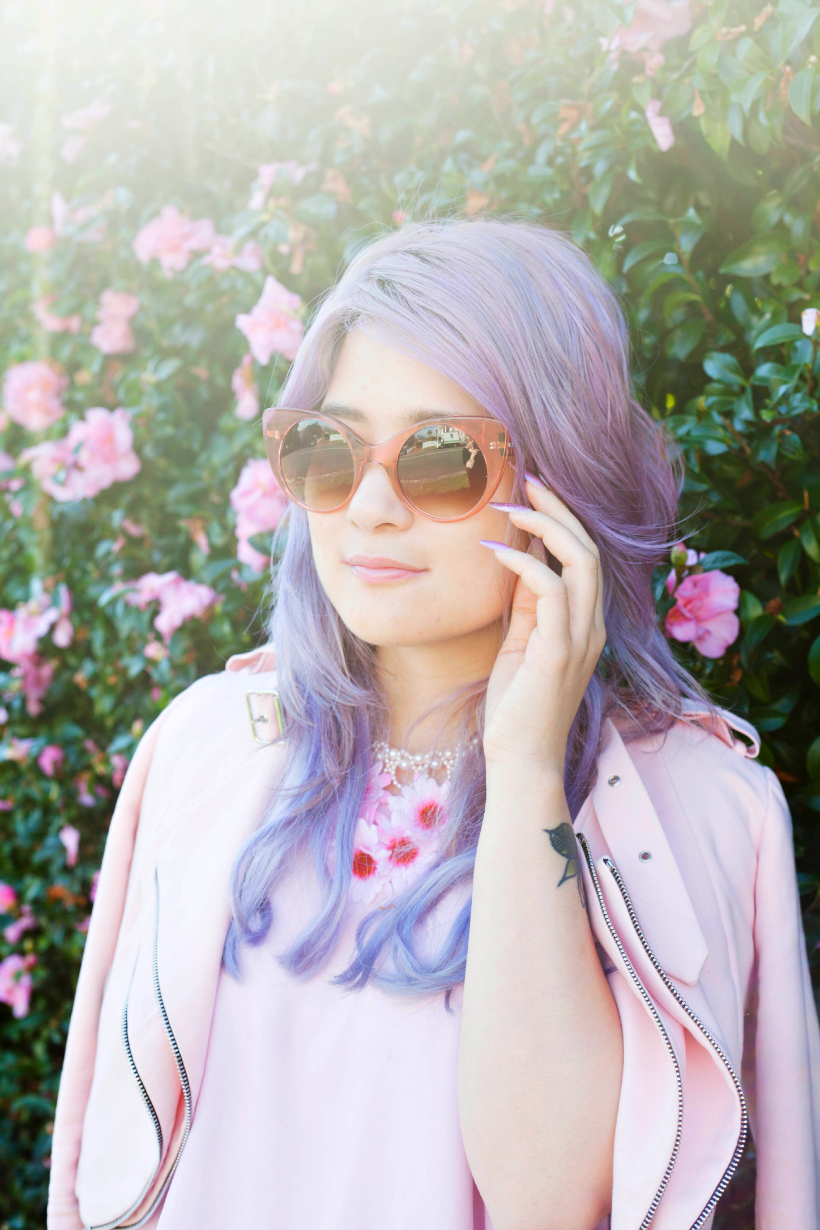 Emily unicorn pastel purple hair ootd.jpg