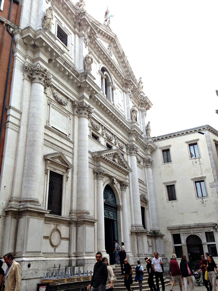 Venezia buildings