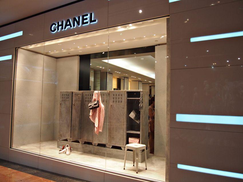 Chanel paris lafayette shopping