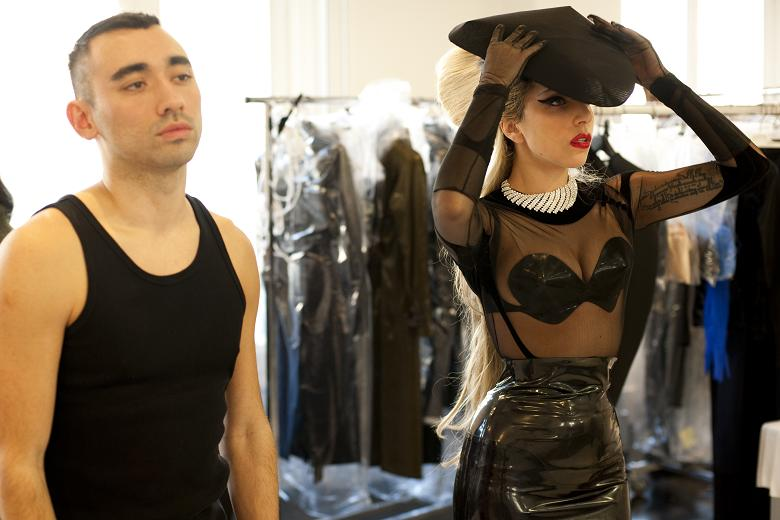 Nicola Formichetti new fashion line – pop up store