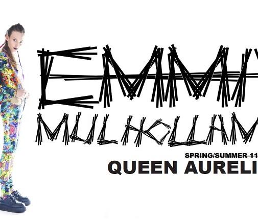 Emma Mulholland: Queen Aurelia SS11/12