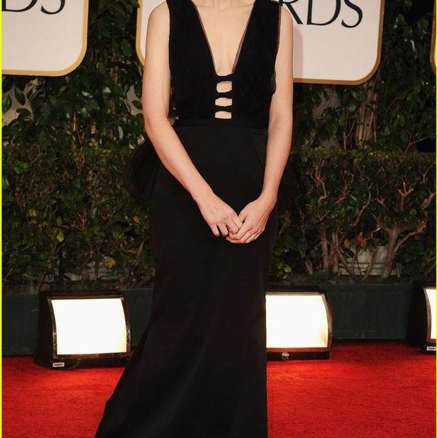 Emi Unicorn Golden Globe 2012 Fashion Top 5