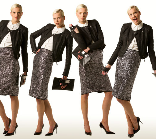 FIRST LOOK KARL by Karl Lagerfeld for NET-A-PORTER