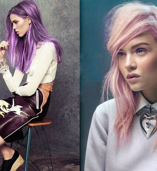5 Tips to Style Your Pastel Hair
