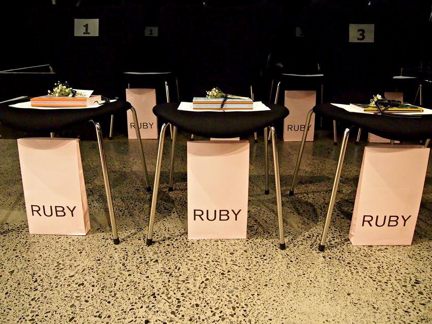 NZFW 2012: Ruby Mr Destiny AW 13