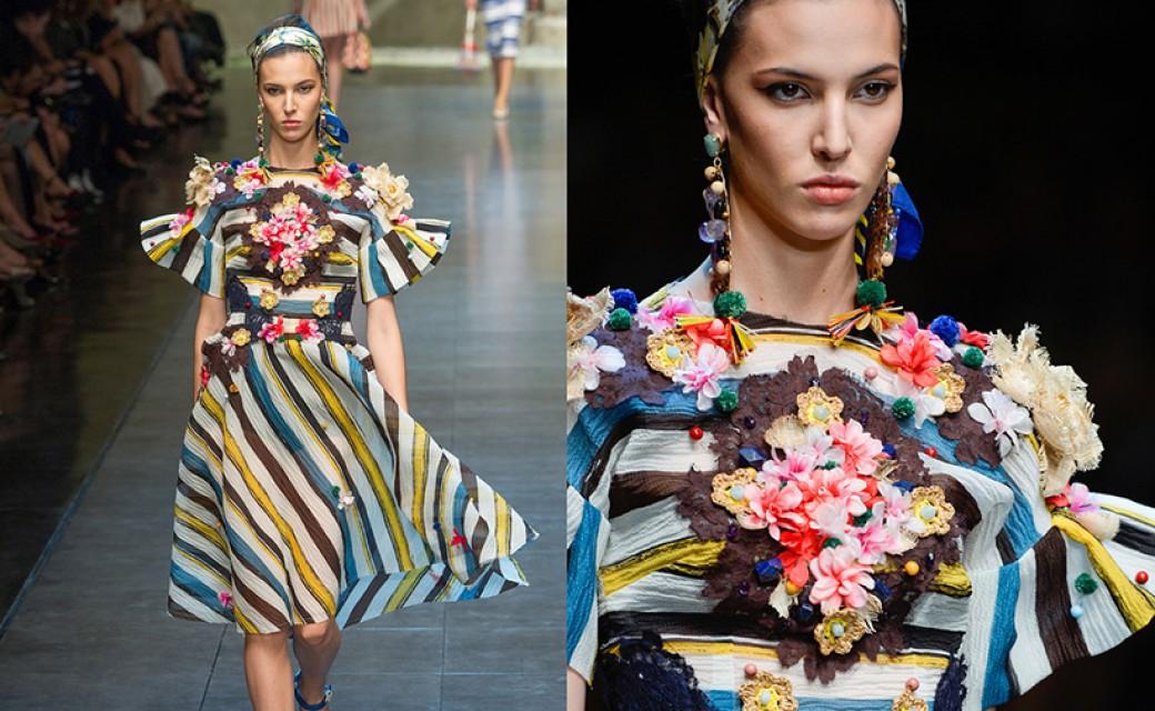 Dolce & Gabbana: SPRING '13 RTW