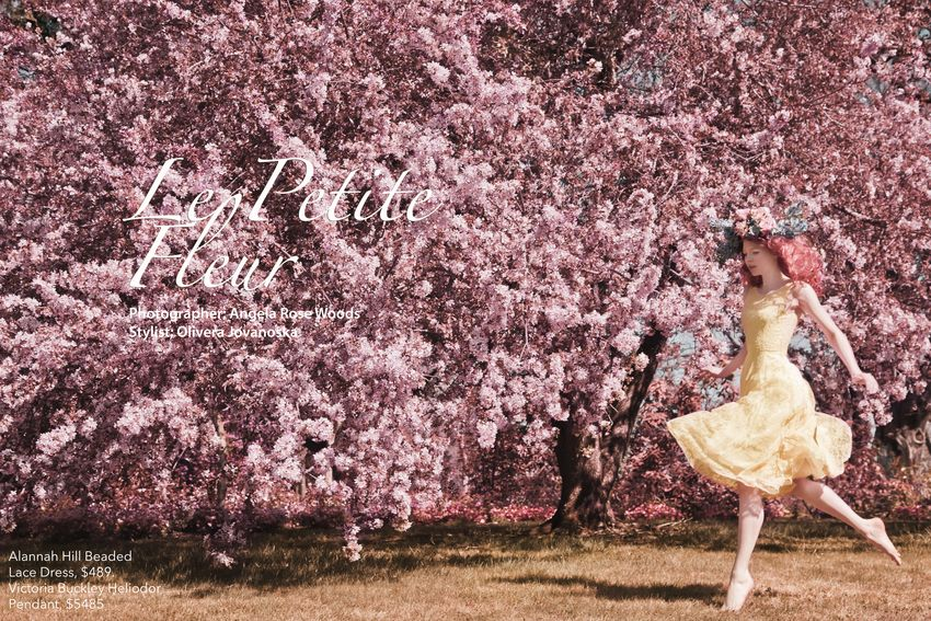 EMI UNICORN EXCLUSIVE: Le Petite Fleur
