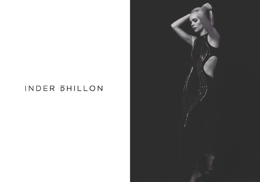 INDER DHILLON Pretty Tomboy SS'13