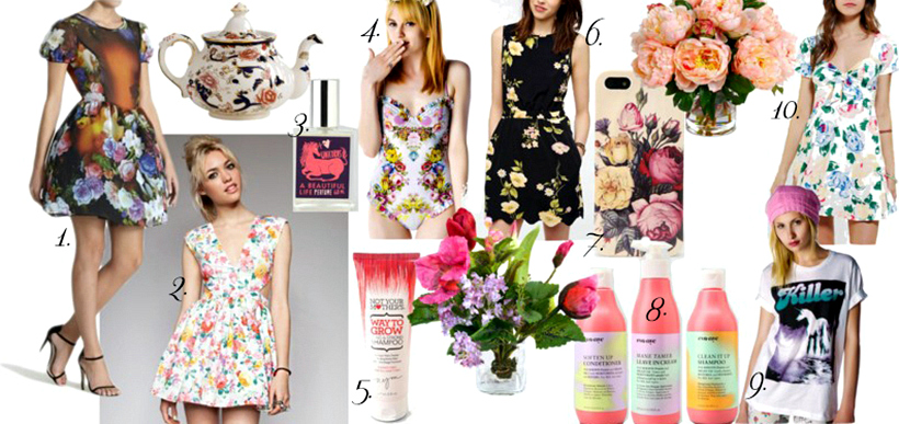 The Floral Edit: 10 of the best around the web
