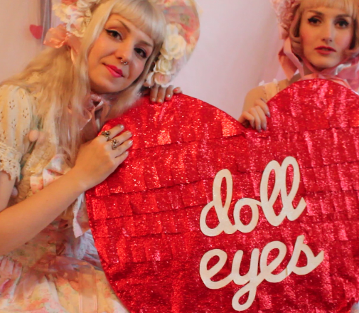 Doll Eyes – Easter Mass