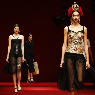 Dolce & Gabbana Spring/Summer 2015 | MFW