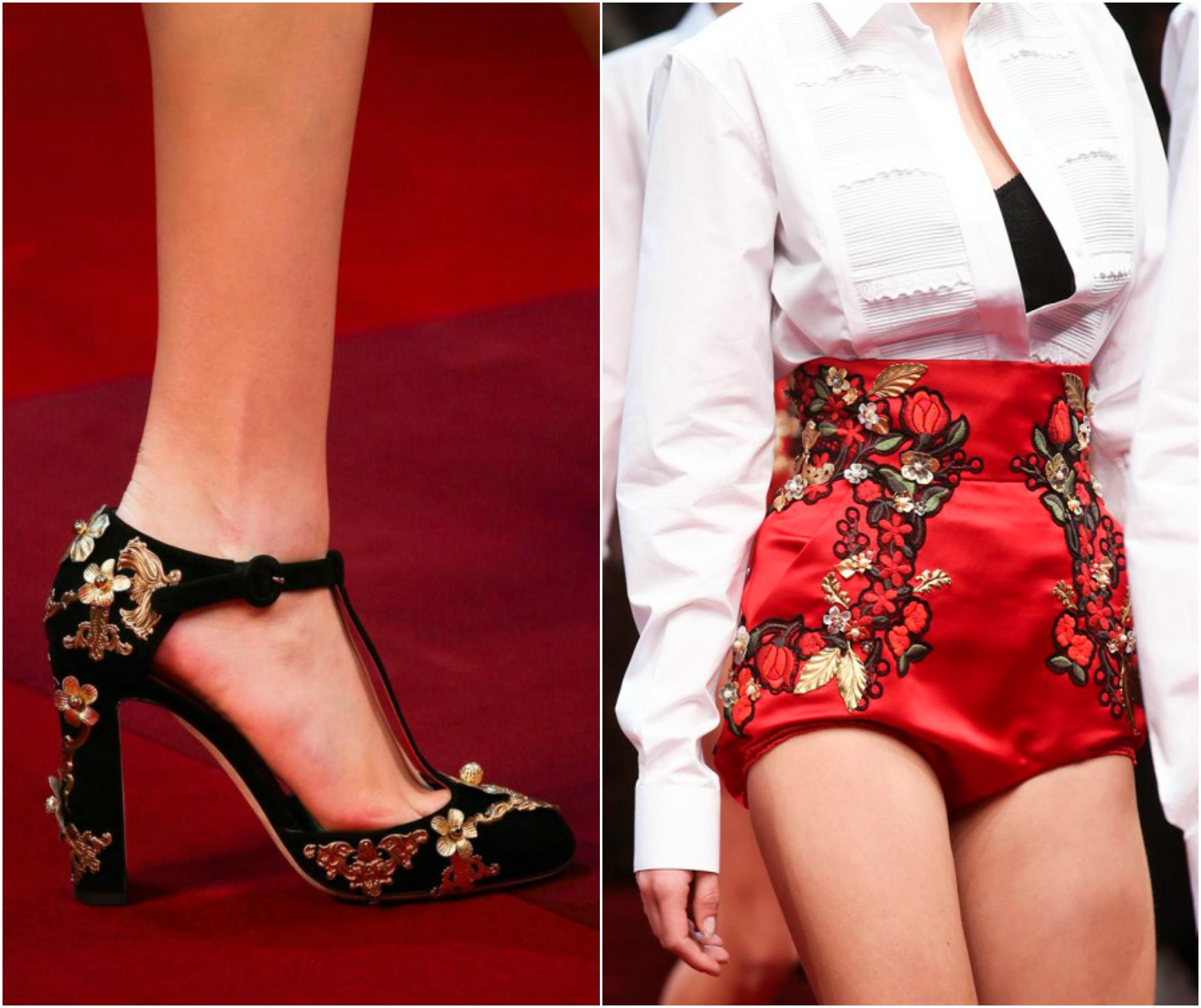 dolce gabbana heels matador