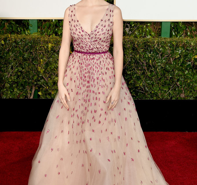 Best dressed – Golden Globes Red Carpet 2015