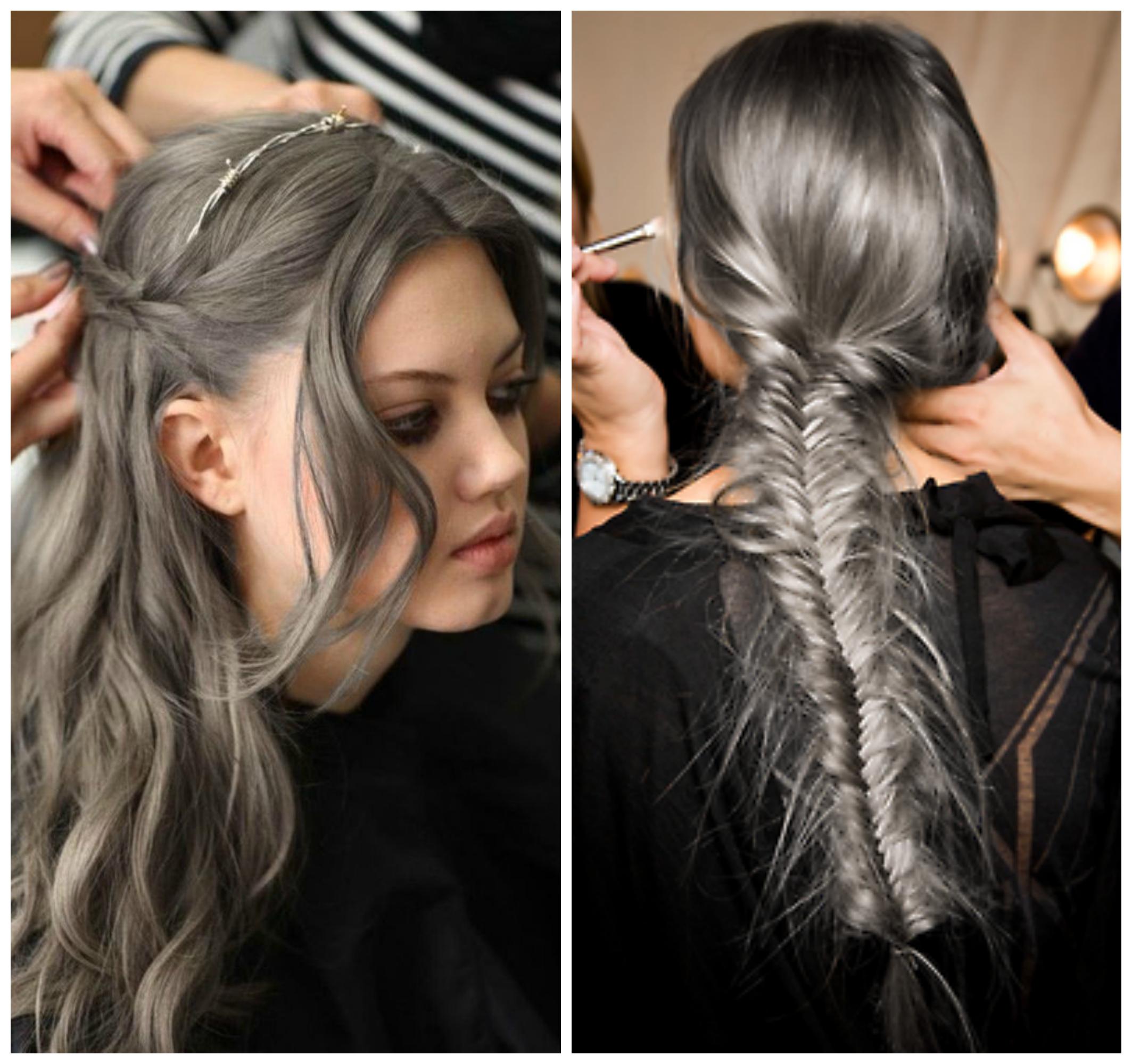 pastel grey hair 1