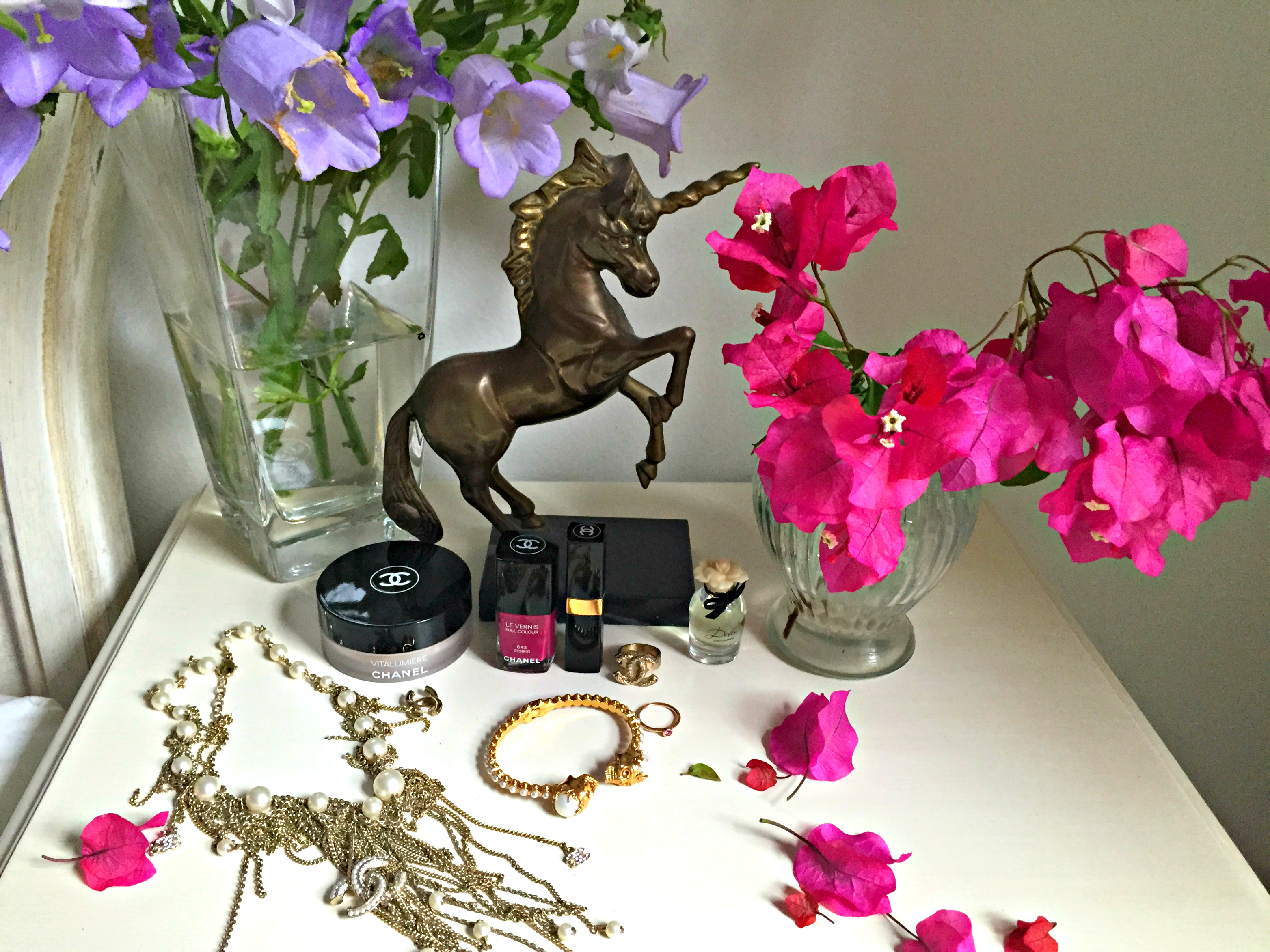 My beauty essentials: Chanel, Puretopia, Too Faced and more!