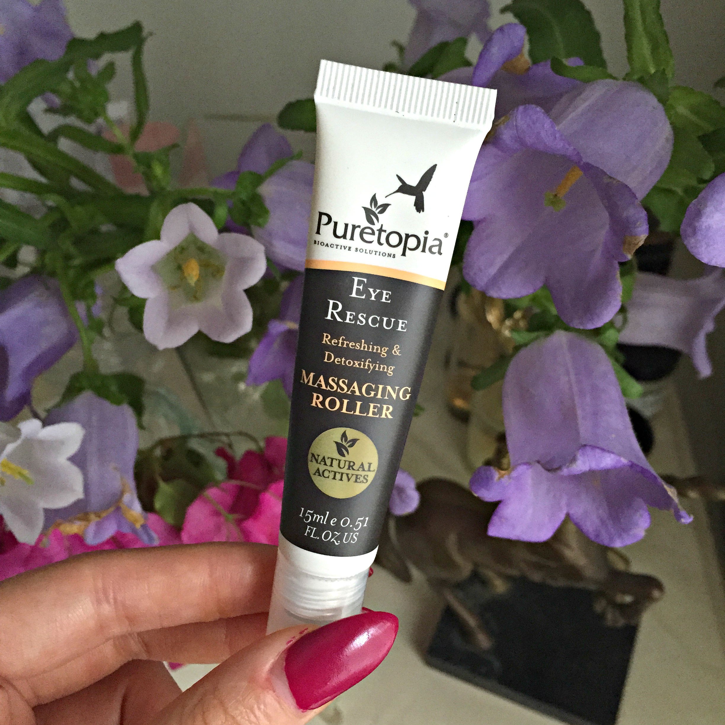 puretopia eye rescue review