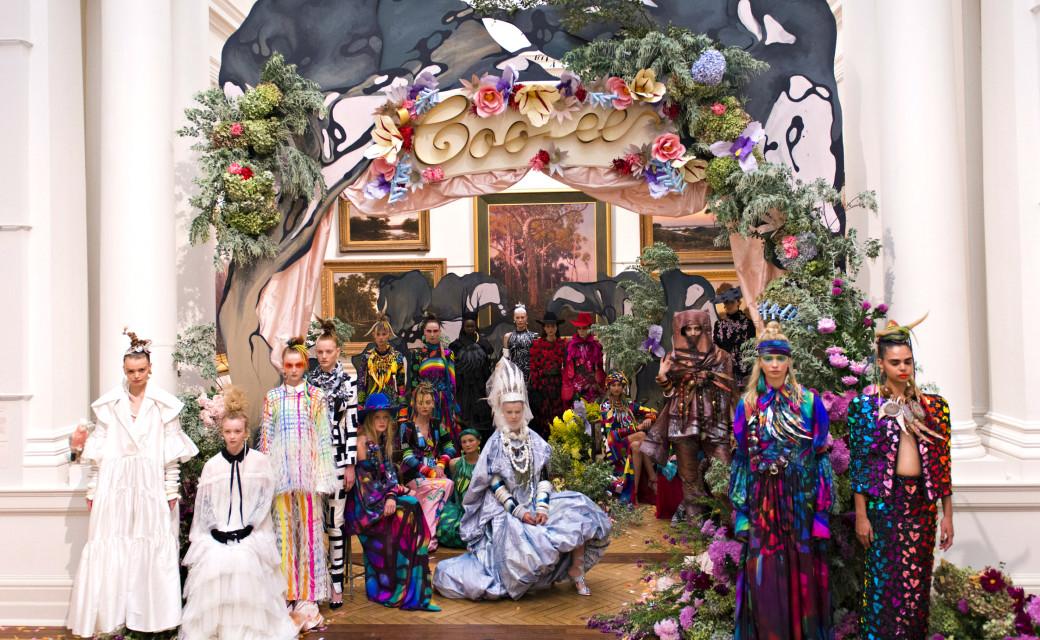 MBFWA 2015: Romance Was Born SS15 Cooee Couture