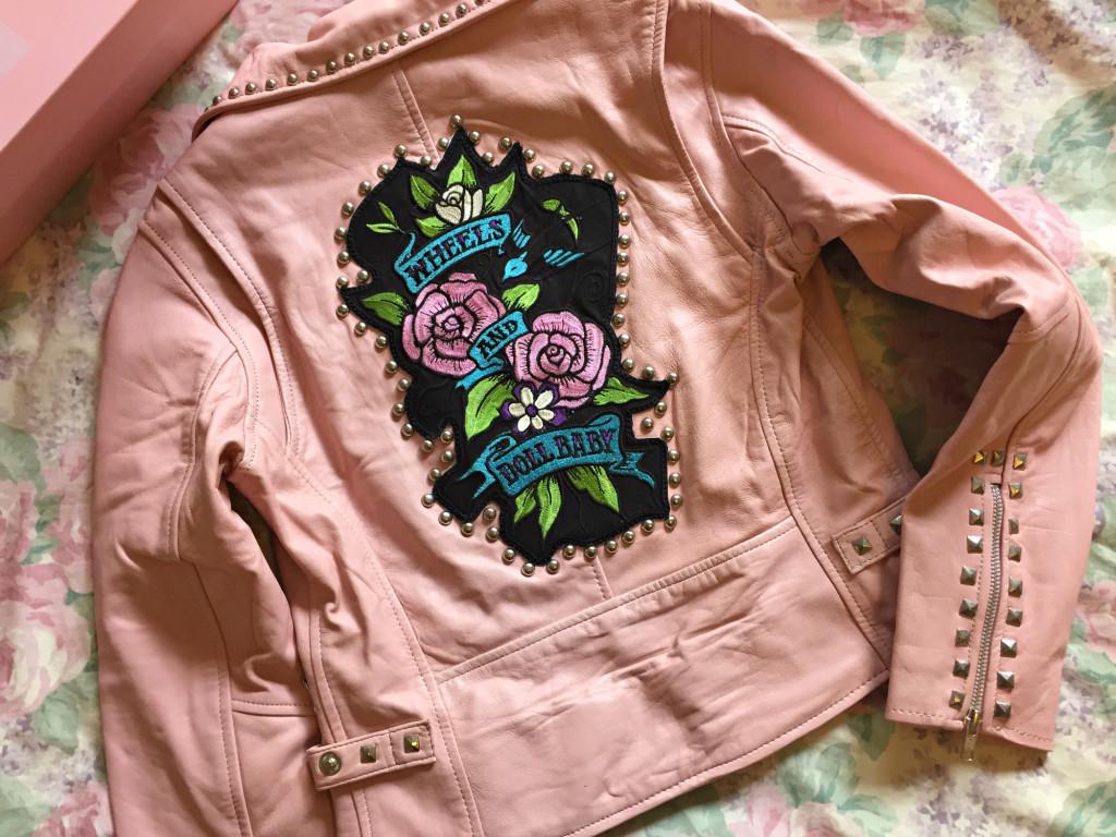 wheels & dollbaby pink pastel jacket emiunicorn giveaway