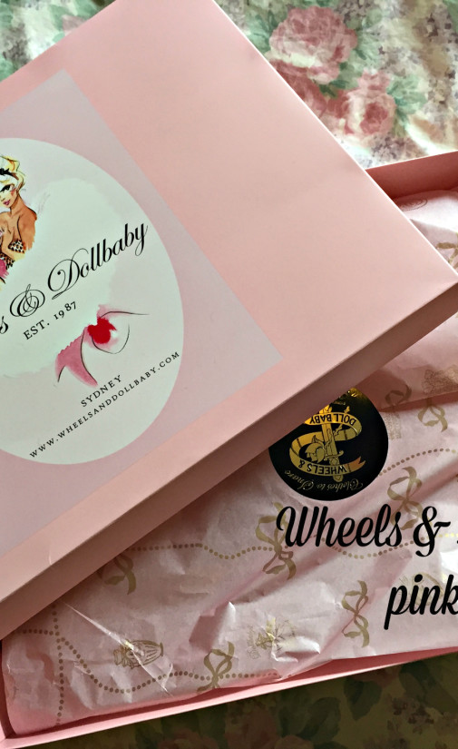Wheels & Dollbaby pink leather jacket giveaway