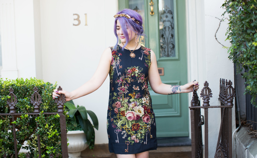 The purple hair effect – how purple hair changed my whole perspective on life!
