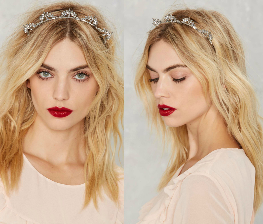 Nasty Gal Love Courtney take the throne headpiece crown