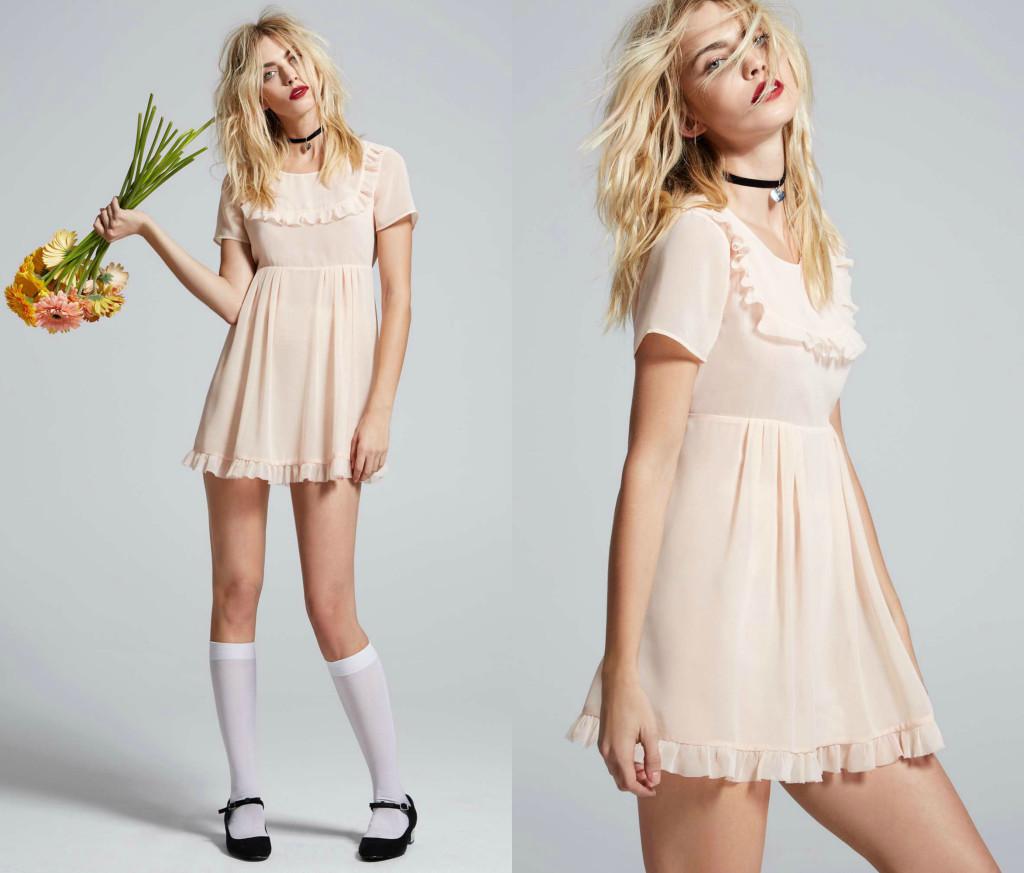 nasty gal love courtney best sunday dress