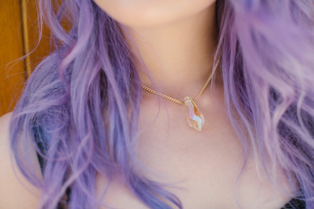 Vida Kush necklace - emiunicorn.com